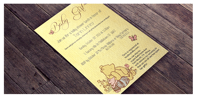 middletown ct graphic design baby shower invitations